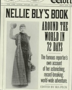 Upon return from her trip around the world, Nellie published an account of her travels