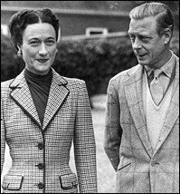 The Duchess and Duke of Windsor
