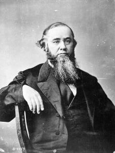 Lincoln's Secretary of War Edwin Stanton (1814-1869)