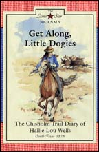 Get Along, Little Dogies by Lisa Waller Rogers