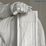 Lincoln's left hand