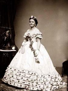 Mary Todd Lincoln (1818-1882)