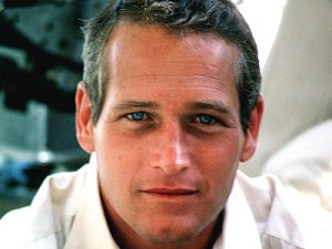 Paul Newman was one of the last of the great 20th century actors. He was strikingly handsome with piercing blue eyes. He dropped out of college to become a Navy Pilot only to discover he was not qualified due to colorblindness.