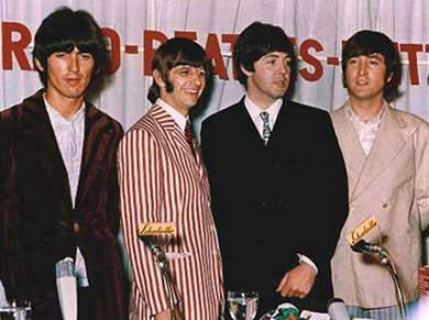 George Harrison Ringo Starr