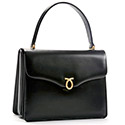 "Launer's ""Royale"" handbag"