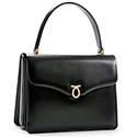 "Launer's ""Royale"" handbag"