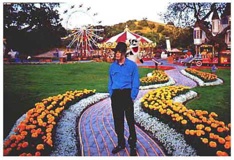 Michael Jackson at Neverland