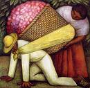 """The Flower Carrier"" by Diego Rivera, 1935"