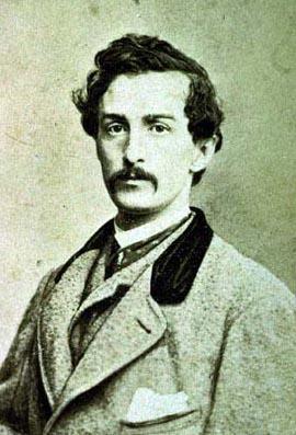 Lincoln assassin John Wilkes Booth