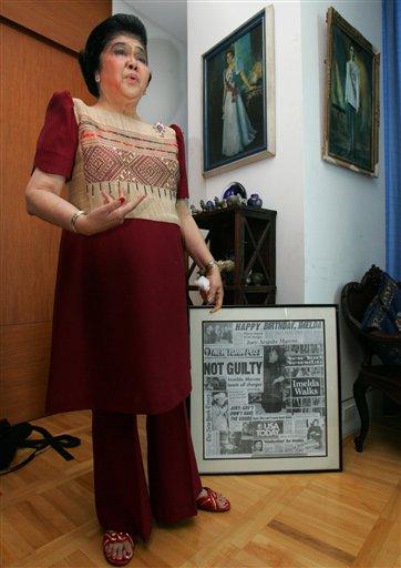 Imelda Marcos | Lisa\'s History Room