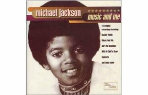 Michael Jackson album cover