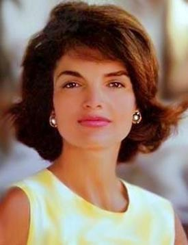 Jackie Kennedy during the White House years