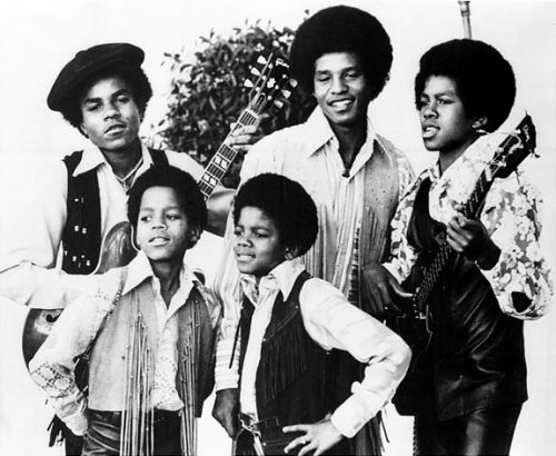 Michael Jackson started his career as a member of the Jackson 5. He soon emerged as a star in his own right.