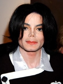 Michael Jackson 2002