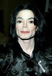 Michael Jackson 2003