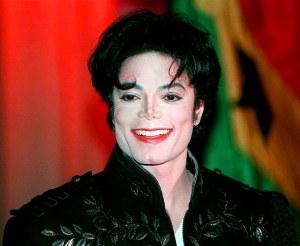 Michael Jackson face 1995