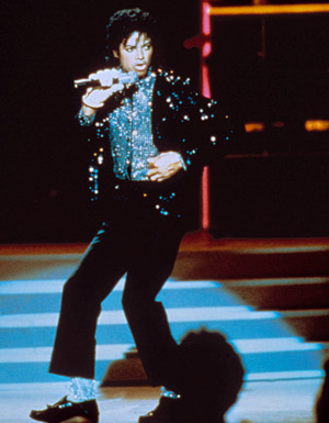 "Michael Jackson unveiled his moonwalk dance on March 25, 1983, when he performed his hit song, ""Billie Jean,"" on the TV special, Motown 25: Yesterday, Today, Forever"