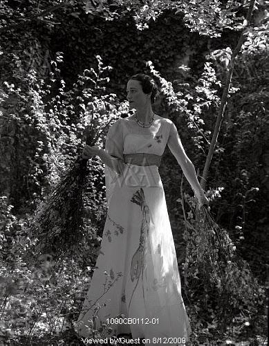 Wallis Simpson, the Duchess of Windsor (1895-1986), photo Cecil Beaton (1904-80). UK, early 20th century.