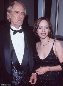 Father and Daughter, John and MacKenzie Phillips, in 1998.