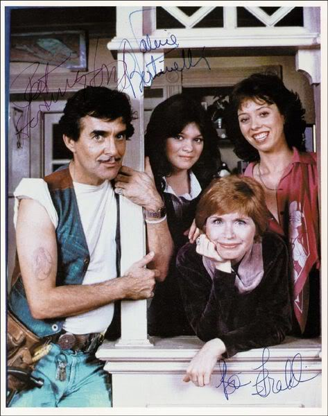 "At far right, MacKenzie Phillips from a publicity photo for the 80s TV sitcom, ""One Day at a Time."" MacKenzie Phillips is best known for her roles as an emotionally troubled and rebellious teenager."