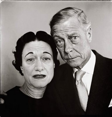 The Duchess and Duke of Windsor, New York, 1957. Photograph by Richard Avedon
