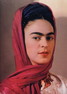 Personality ... MBTI Enneagram Frida Kahlo ... loading picture
