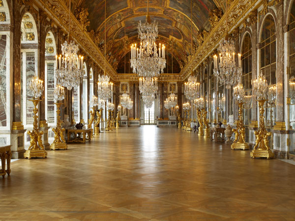 Jackie At Versailles Lisas History Room