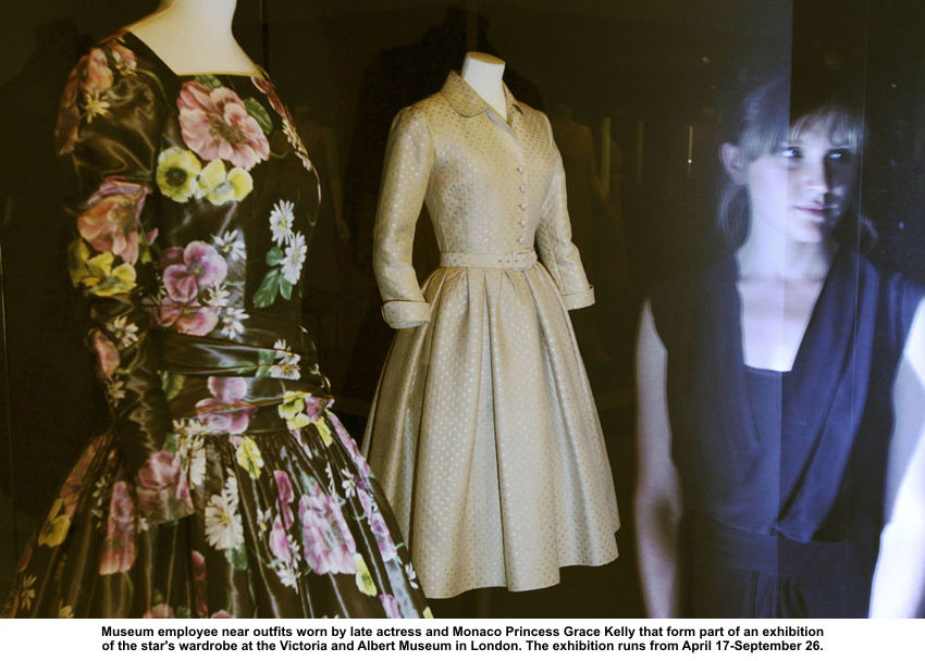 Grace Kelly Fashion Lisa 39 S History Room