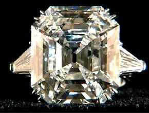 Liz Taylor's everyday ring: The Krupp Diamond