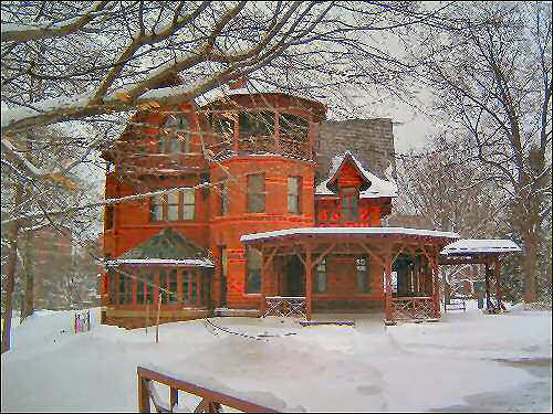 The Mark Twain House ...
