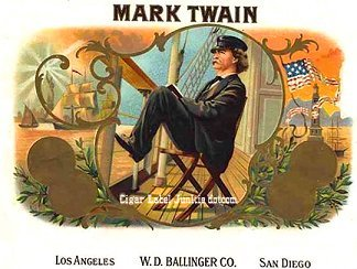 the writing styles of mark twain The realism and humor of mark twain is the result and born samuel langhorne clemens his writing through a blending of its facets into his own style.