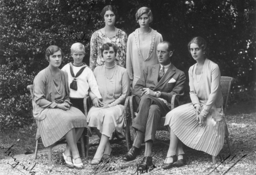 Prince Philip's Mother