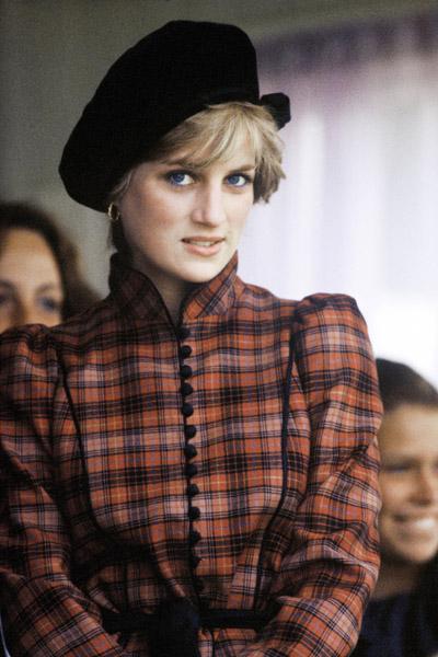 Young Diana