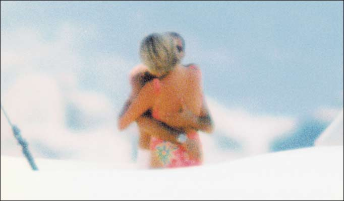 princess diana and charles kissing. This photo of Diana, Princess