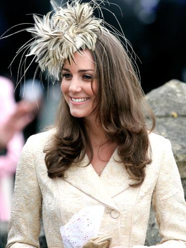 In May 2006 Kate Middleton