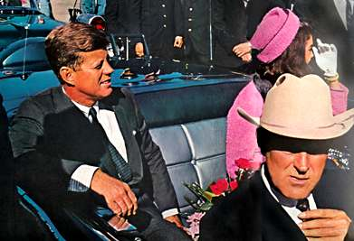 jackie kennedy's blood-stained suit | Lisa's History Room