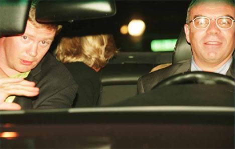 images of princess diana death photos. Princess Diana: Death Photo