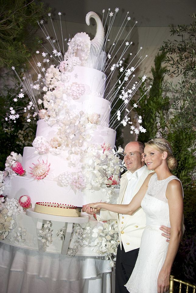 Lisa Cake Boss Wedding Dress