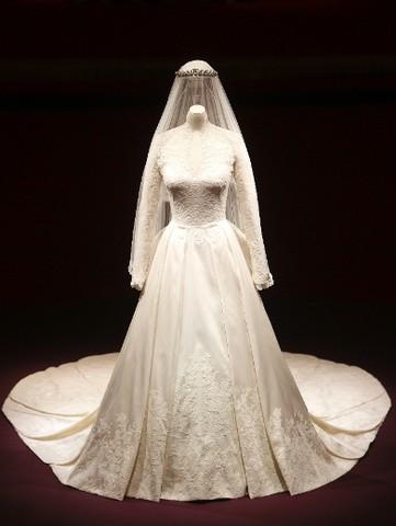 The Duchess Of Cambridges Wedding