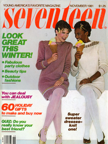 Topic Vintage dutch seventeen magazine