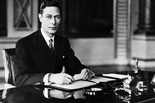 82d3e430 The King's Speech: The Gate of the Year 1939 » King George VI