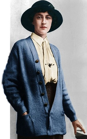 Image result for agatha christie