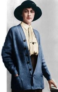 Agatha Christie ca. 1926