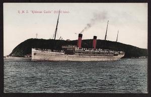 RMS Kildonan Castle