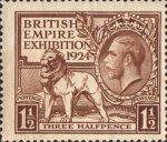 brit emp exh 1924 stampp