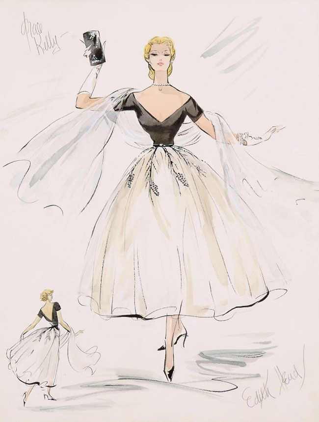 Edith Head: The Dress Doctor is In | Lisa\'s History Room