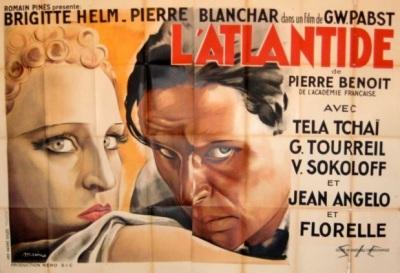 L'Atlantide poster 1932