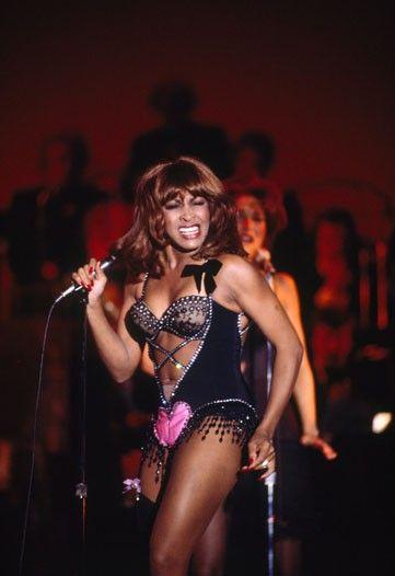 Tina Turner by B Mackie