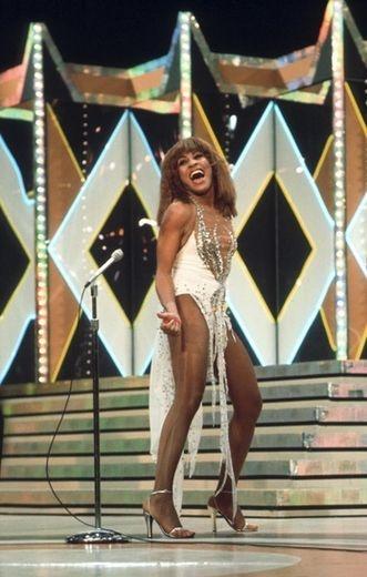 Tina Turner by B Mackie2
