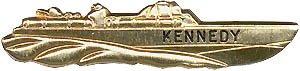 JFK PT 109 boat pin